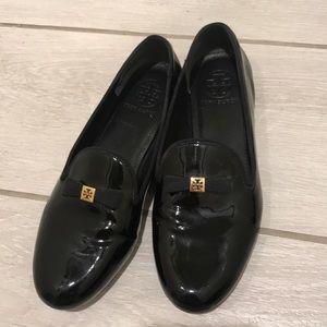 Tory Burch tuxedo shoes